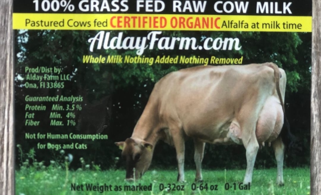 Grass Fed Dairy Products